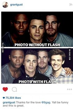 Grant Gust goes on 9GAG.