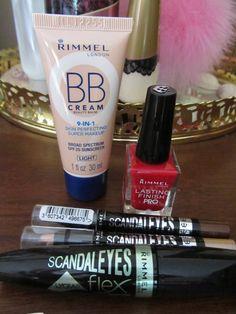Rimmel London makeup