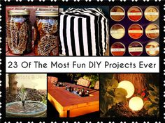23 Of The Most Fun DIY Projects Ever