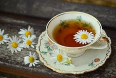 The Best Chamomile Tea For Your Health - Cup & Leaf