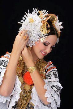 Panama Pollera~Folk dress