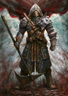 Armors 852376666947771437 - ArtStation – Bear hunter, River flow shore Source by High Fantasy, Fantasy Rpg, Medieval Fantasy, Fantasy Artwork, Anime Artwork, Anime Fantasy, Fantasy Character Design, Character Concept, Character Inspiration