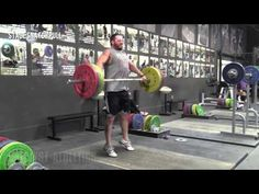 Stage Snatch Pull - Exercise Library: Demo Videos, Information & Terminology - Catalyst Athletics Olympic Weightlifting