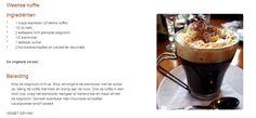 Ingrediënten Weense Koffie :)