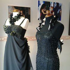 Abiti da sera della stilista Francesca Surace li potete trovare nello showroom a Torino in via Gioberti 80 / c
