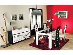 Buffet 3 portes Furniture, Home Decor, Modern Sofa, Modern Townhouse, Home Decoration, Decoration Home, Room Decor, Home Furnishings, Home Interior Design