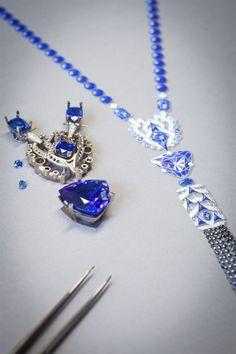 Chaumet Lumières d'Eau: necklace design (3)