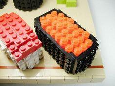 Lego sushi, part 2