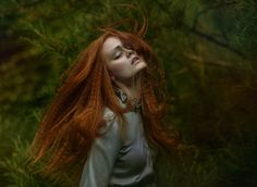 Agnieszka Lorek (A.M.Lorek Photography) – Gingerface • Dark Beauty Magazine