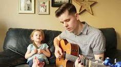pere et fille chante - YouTube