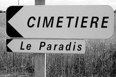 """Neuville-sur-Brenne, Indre-et-Loire, Cemetery """"The Paradise"""""""