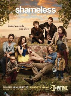 #Shameless || #serie #TV #show #comedy || Follow http://www.pinterest.com/lcottereau/tv-series/