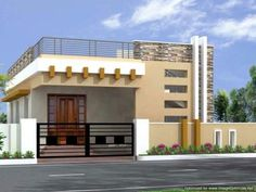 home elevation design hd with house paint colours exterior ireland for bungalow house architectural designs - Best Home Interior Design House Front Wall Design, Single Floor House Design, Village House Design, Kerala House Design, Bungalow House Design, House Design Photos, Small House Design, Modern House Design, Front Elevation Designs