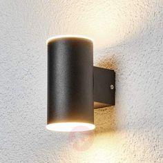 Virkningsfull LED-utevegglampe Morena