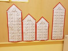 Splitshuizen Math Place Value, Place Values, Homeschool, Calendar, Holiday Decor, 1 Year, School, School Routines, Mathematics