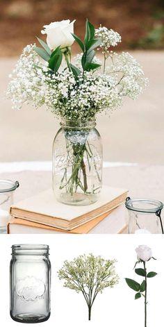 DIY déco mariage- idées pas chères qui en mettent plein la vue !