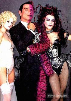 Batman Forever Promo - Two Face.. I'm a better girl than that ugly skank on the right.