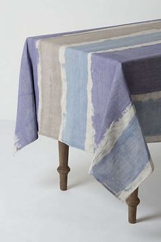 Anthropologie - Brooks Of Bohemia Tablecloth