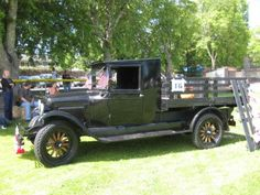 1927 Chevy 1 Ton