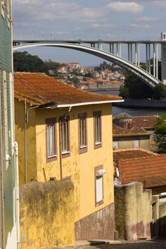 Lordelo do Ouro and Arrabida Bridge.