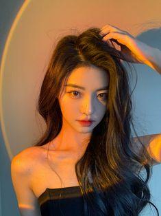 Pretty Korean Girls, Cute Korean Girl, Asian Girl, Cute Kawaii Girl, Cute Girl Face, Girl Photo Poses, Girl Photos, Korean Girl Photo, Lovely Girl Image