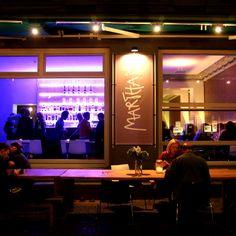 Dienstag bis Sonntag 16-1.45 Uhr Martha's Restaurant Grunewaldstraße 81 10823 Berlin-Schöneberg