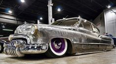 Fat n' Low - Custom Buick Eight's 1950 ‪#‎tbt‬ ‪#‎throwbackthursday‬ ‪#‎buick‬ ‪#‎eight‬ ‪#‎roadmaster‬ ‪#‎riviera‬ ‪#‎GM‬ ‪#‎vintage‬ ‪#‎hotrod‬ #ChadHorwedel ‪#‎musclecar‬ ‪#‎performance‬ ‪#‎roadster #custom #kustom #low #lowered #DailyRubber