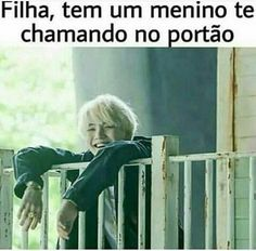 O MÃE AVISA ELE PRA ESPERA MÃE, O MANHEEEEEE