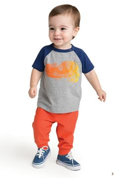 Baby Boy Outfits, Infant Boy Outfits & Newborn Boy Gifts | Tea