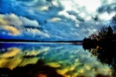 Buy Cloud Reflections, Colour photograph (giclée) by Mark Goodhew on Artfinder. Discover thousands of other original paintings, prints, sculptures and photography from independent artists.