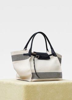 Browse the latest CELINE women's bag collections online: cross-body bags, handbags, shoulder bags, backpacks Mens Canvas Messenger Bag, Celine, Diy Tote Bag, Jewelry Logo, Boho Bags, Fabric Bags, Fashion Bags, Fashion Fashion, Fashion Accessories