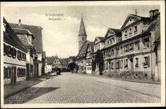 Bad Windsheim, Germany postcard - Google Search