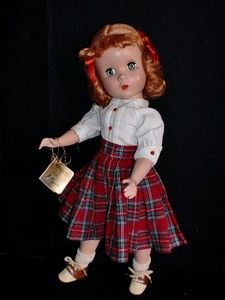 "RARE Hard to Find 14"" Maggie Teenager Madame Alexander with Wrist Tag 