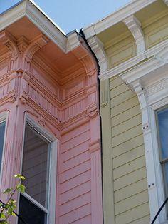 Pastel Detailing in San Francisco