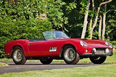 Ferrari 250 LM (1964) | Die 21 teuersten Klassiker-Auktionen - Bilder - autobild.de