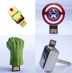 Pen-drive -  The avengers I JUST WANT IT NOW
