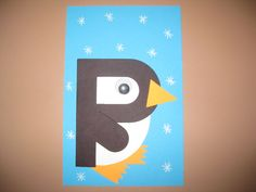 Teach your child about the letter P through PENGUIN book reviews, craft ideas, songs, and activities. Perfect!