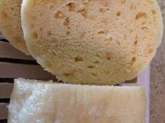 Nekynuté houskové bezlepkové knedlíky ( z prášku do pečiva a sodovky ) | Pro Alergiky Gluten Free Cooking, Cornbread, Vanilla Cake, Ham, Low Carb, Cheese, Ethnic Recipes, Desserts, Food
