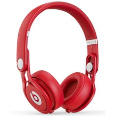 Beats Mixr™ On Ear Headphone - Red by Beats by Dre | On-Ear Headphones Gifts | chapters.indigo.ca