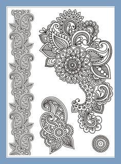 lace tattoo design - Google Search