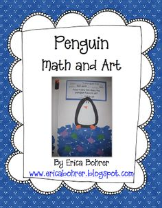 Classroom Freebies: Penguin Addition - Fact Families and Basic Addition