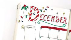 plan with me december monthly log close up Bullet Journal And Diary, December Bullet Journal, Bullet Journal Banner, Bullet Journal Tracker, Bullet Journal Notebook, Bullet Journal Aesthetic, Bullet Journal School, Bullet Journal Layout, Bullet Journal Ideas Pages