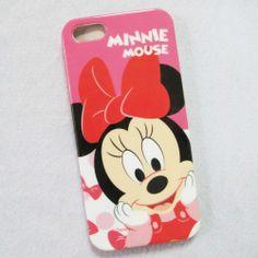 Lovely Micky Minnie Mouse Pattern Hard Back Case Skin for iPhone 5 5g 7MODELS | eBay