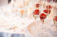 Drink powitalny będzie czekał na każdego gościa Wedding Show PowiedzmyTak! | www.weddingshowpowiedzmytak.pl