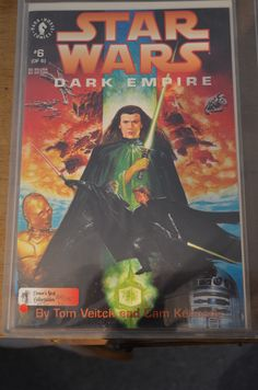 Star Wars Dark Empire #6