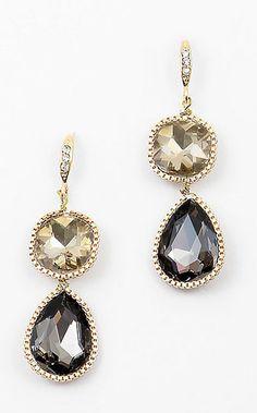 Crystal Charlotte Earrings