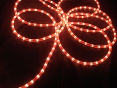 100' Gold Commercial Length Christmas Rope Light On a Spool *** Check out @