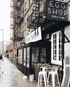 «Everytime I go to restaurant and it closed, why?  #D4NHxNYC #eggshop #eggshopnyc #newyork #newyorkcity #nyc #vsco #vscocam»