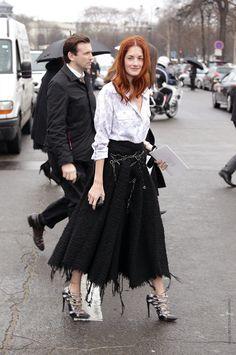 Chanel Skirt!