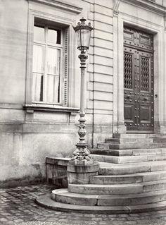 Lampadaire_Paris_Charles_Marville_Sous_prefecture_de_Saint_Denis_1878